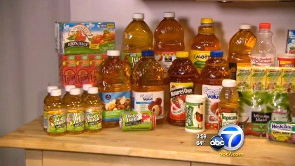 Apple juice concerns raised again w/ report