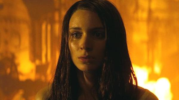 Rooney Mara appears in a scene from the 2010 film 'A Nightmare on Elm Street.'