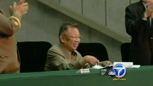 NKorea mourns Kim Jong Il; son is 'successor'