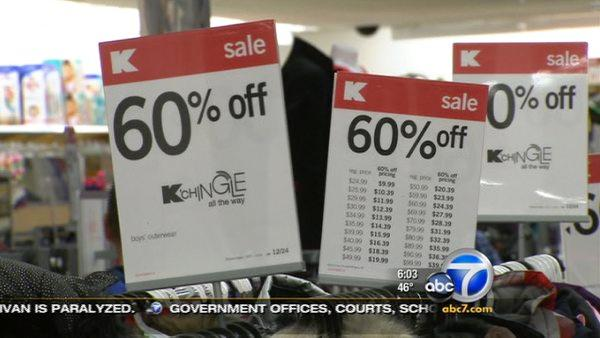 Frenzy to return gifts, cash in on deals
