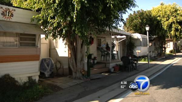 Trailer park residents face uncertain future