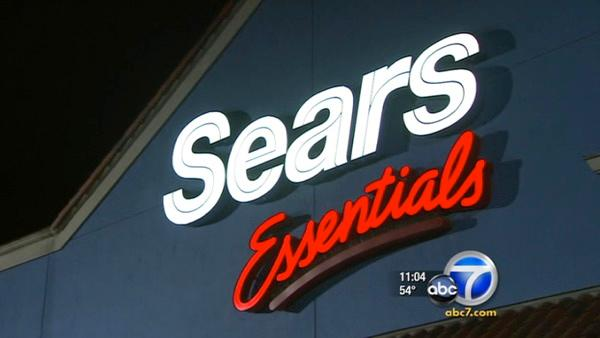 Sears to close store locations in California