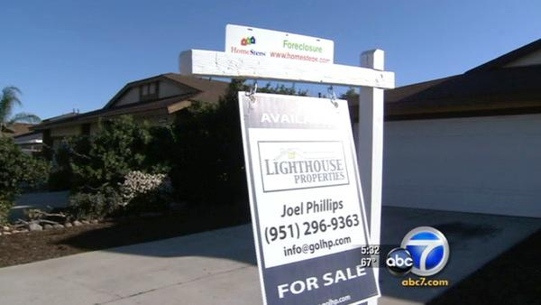 Foreclosures expected to rise again in IE