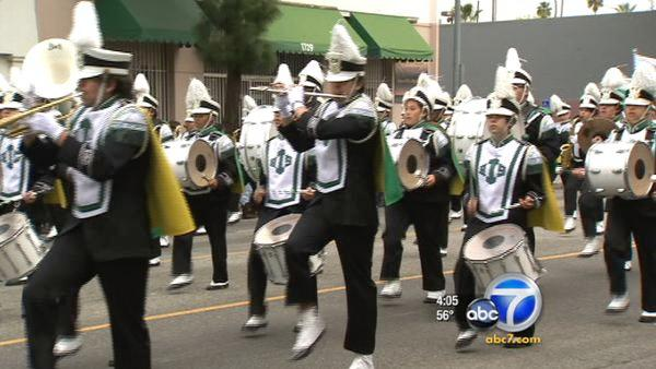 MLK Jr. celebrated at Kingdom Day Parade