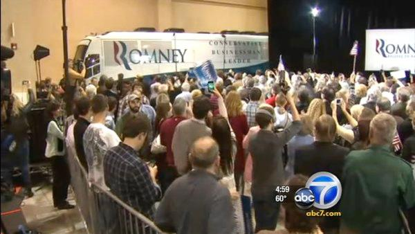 Romney, Gingrich 'neck and neck' in S.C.