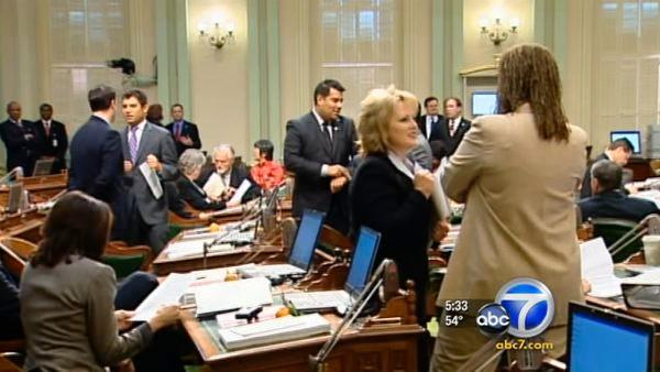 Part-time Legislature proposed for California