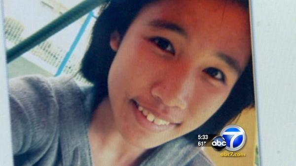 Teen girl hospitalized in Santa Ana hit-run