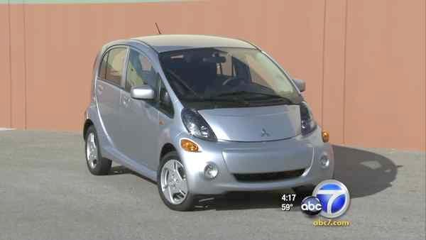 Electric car for budget-conscious drivers