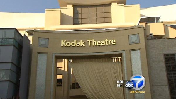 Kodak Theatre's new name no longer a mystery