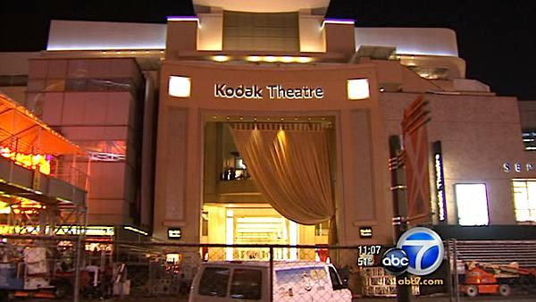 Kodak Theatre to change name ahead of Oscars?