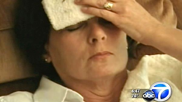 Report links migraines, risk of depression