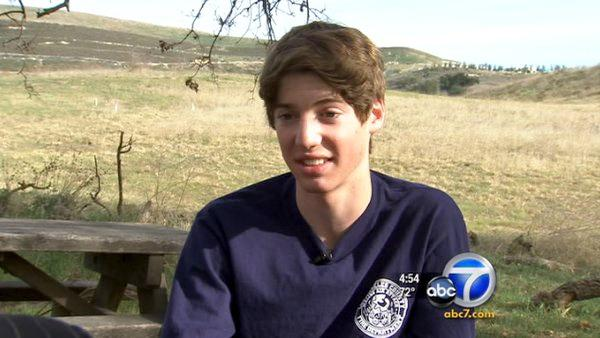 Cool Kid goes 'wild' for California wildlife