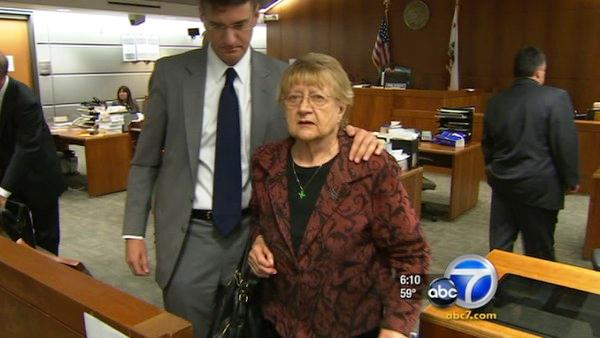 Elderly driver sentenced in death of USC student