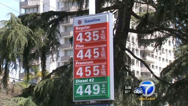 Gas prices may have stabilized, experts say