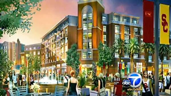 USC building project faces criticism