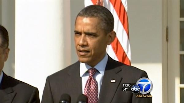 President Obama addresses Trayvon Martin case