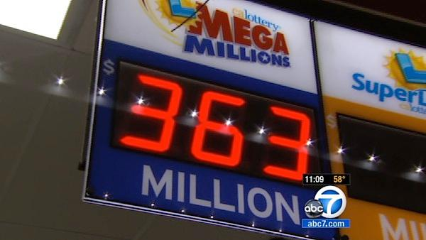 Mega Millions jackpot is 3rd largest ever