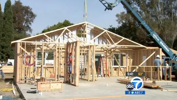 Panelization cuts costs of home building