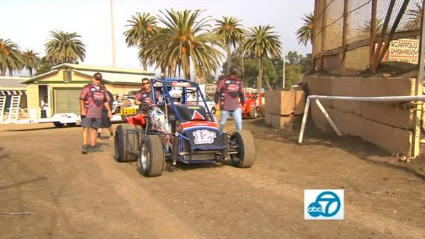 The perfect way to unleash some of that road rage and put the pedal to the medal is at the Ventura Raceway.
