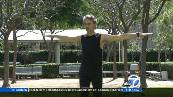5 yoga moves may be key to fountain of youth