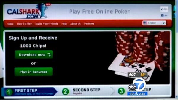 CA lawmakers consider legalizing Internet poker