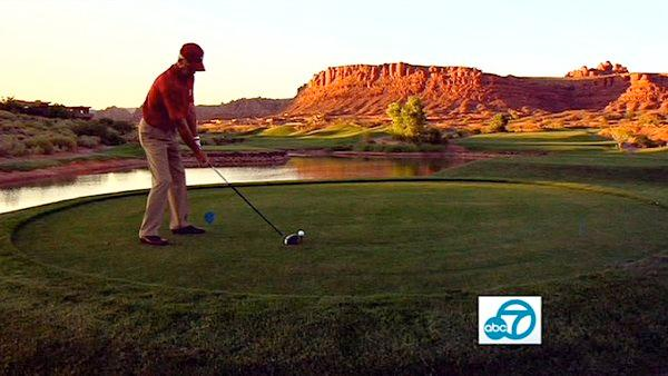 Southern Utah has some of the best spring and summer sporting activities year round, including some of the most stunning and challenging golf courses that rival the very best - including the gorgeous greens at the Sand Hollow Resort.