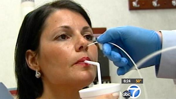Feeding tube diet appeals to brides-to-be