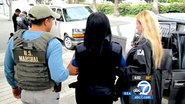 TSA screeners nabbed for narcotics, bribery