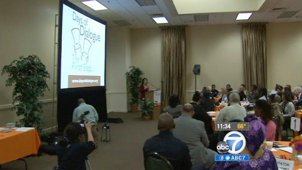 LA groups discuss race relations since riots