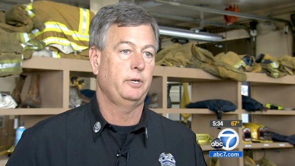Firefighters recall dangers during LA riots