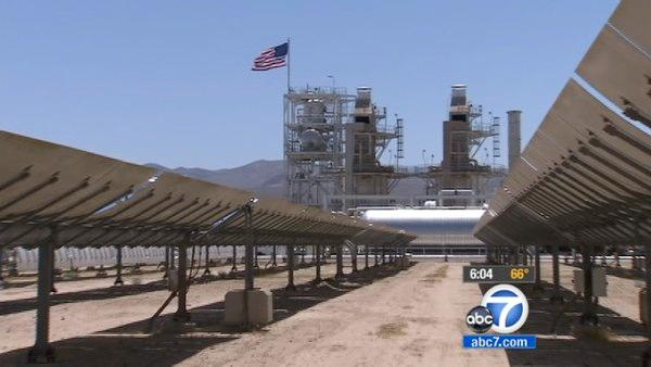 IE solar facility aims to be 'game-changer'