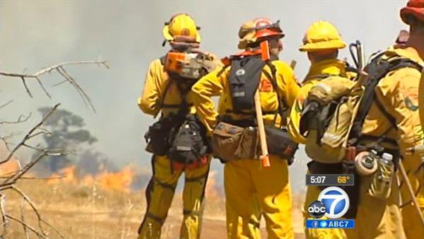 Wildfire danger up, firefighting funds low
