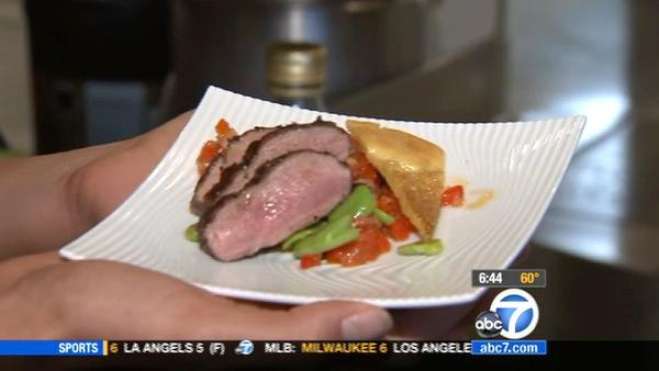 Taste dishes from celeb chefs for good cause