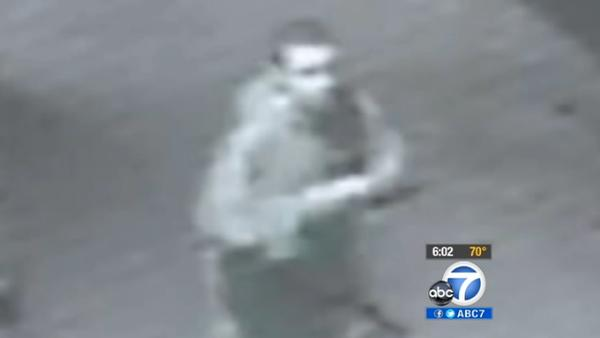 Echo Park stabbing surveillance released