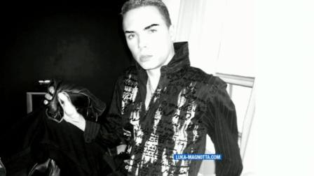 Canadian gay porn actor Luka Rocco Magnotta is seen in this promotional photo from his website. He is suspected in the murder of Canadian student Jun Lin.