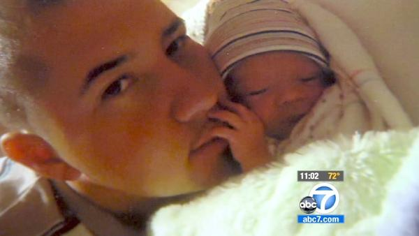 Father of Watts baby: 'I don't have words'
