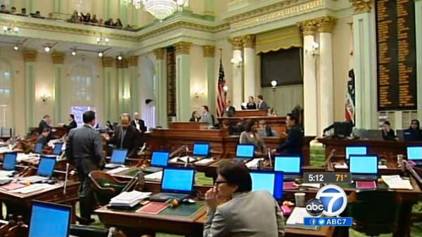 Dems pass state budget; issue not yet over