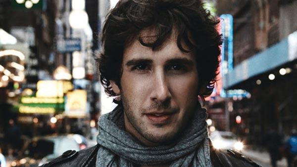 Josh Groban appears on the cover of his 2010 album, 'Illuminations'.