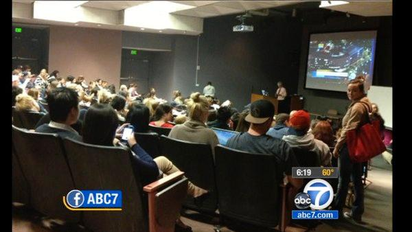 CSUF student talks lockdown experience