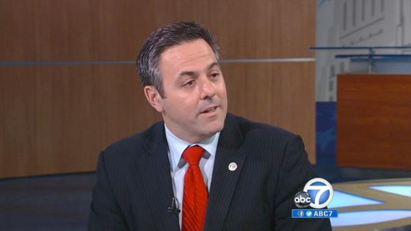 Newsmakers: Buscaino, Parks talk city issues