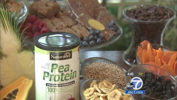 Veggie proteins offer animal, soy alternatives