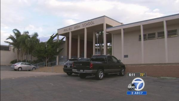 Malibu High classes move over health concerns