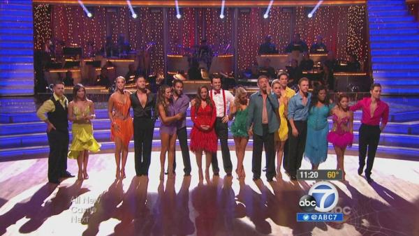 Week 6 of 'DWTS' sees surprise ending