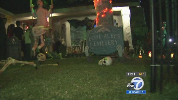 Haunted houses battle in Rancho Cucamonga