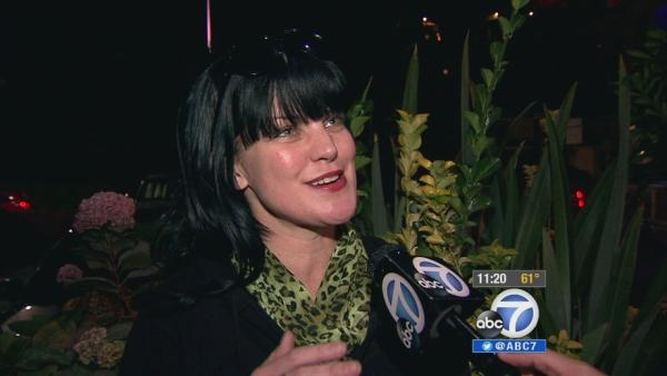 Pauley Perrette helps buy man new wheelchair