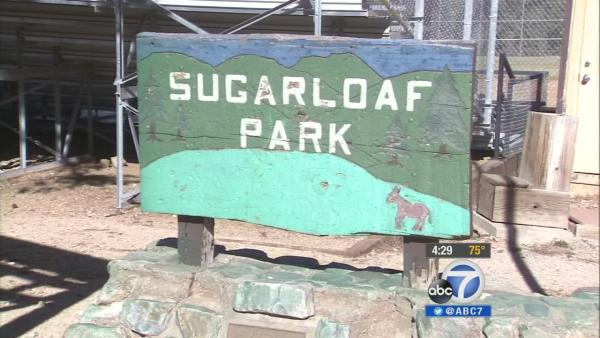 Woman attacked in Sugarloaf Park near Big Bear