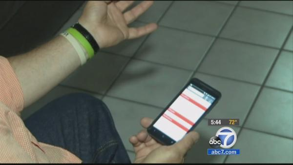 Access health info on smartphone in emergency
