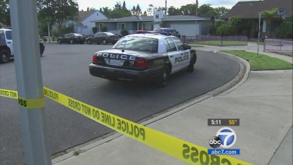 Covina home-invasion robbery: girl, dad shot
