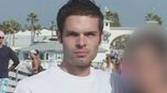 Kevin Christopher Bollaert, 27, of San Diego, is seen in an undated file photo.