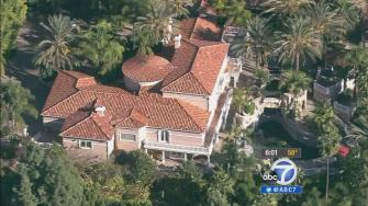 Arrests have been made in connection to a mansion takeover and burglary that caused more than $1 million in damage.